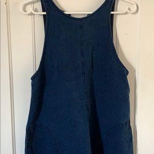 Wilfred linen dress